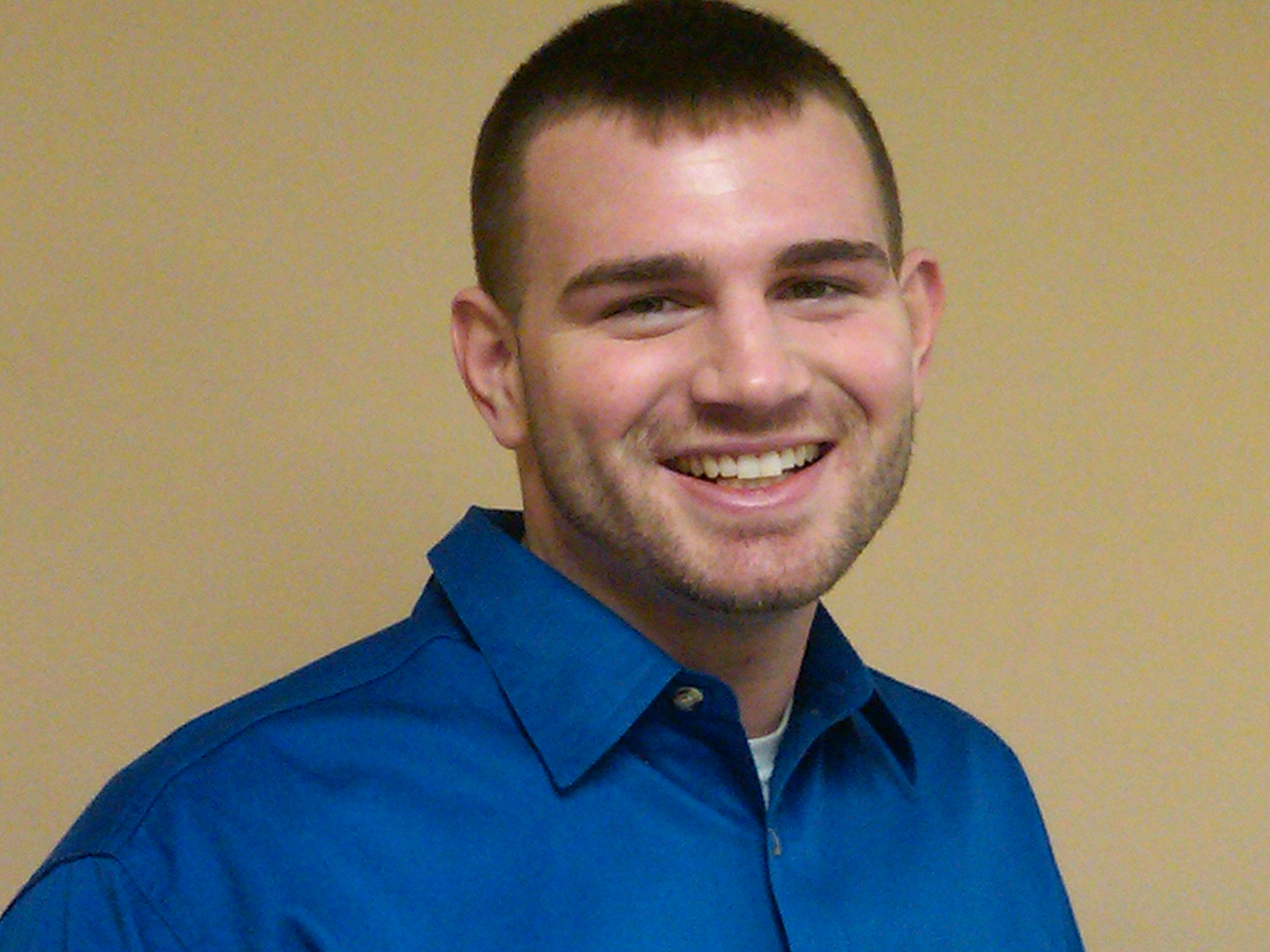 Brian Barresi - Assistant Project Manager